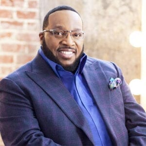 Bishop Marvin Sapp